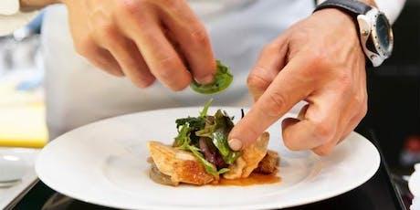 Food Handlers Certification tickets
