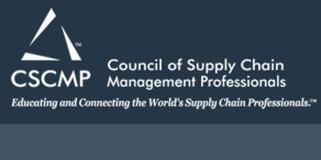 SCPro™ Level Two: Cornerstones of Supply Chain Management tickets