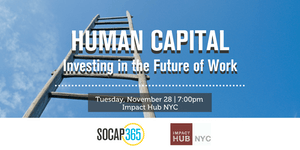 Human Capital: Investing in the Future of Work