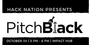 Hack Nation Presents: PitchBlack Seattle