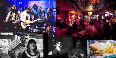 SlamJunk Tuesday Brooklyn Soul Series at Freddy's Bar