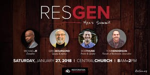 Res Gen Men's Summit 2018