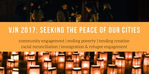 VJN 2017 Forum: Seeking the Peace of Our Cities