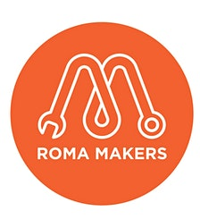 Roma Makers logo