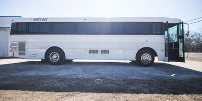 Up to 35 Passengers - Party Bus For Atlanta - Reservation Deposit