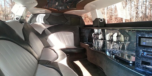 Up to 10 Passengers Limousine - Party Bus For Atlanta - Reservation Deposit