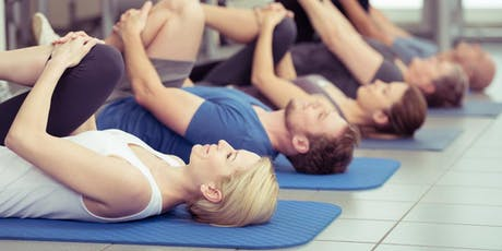 Pilates for back and hip health: Thursdays 8.30pm tickets