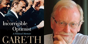 Book launch & drinks - Gareth Evans: Incorrigible...