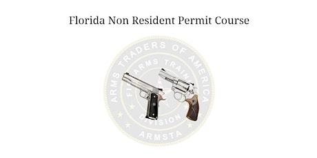 Florida Non Resident Handgun Permit Course tickets