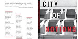 CITY OF NOTIONS ANTHOLOGY READING