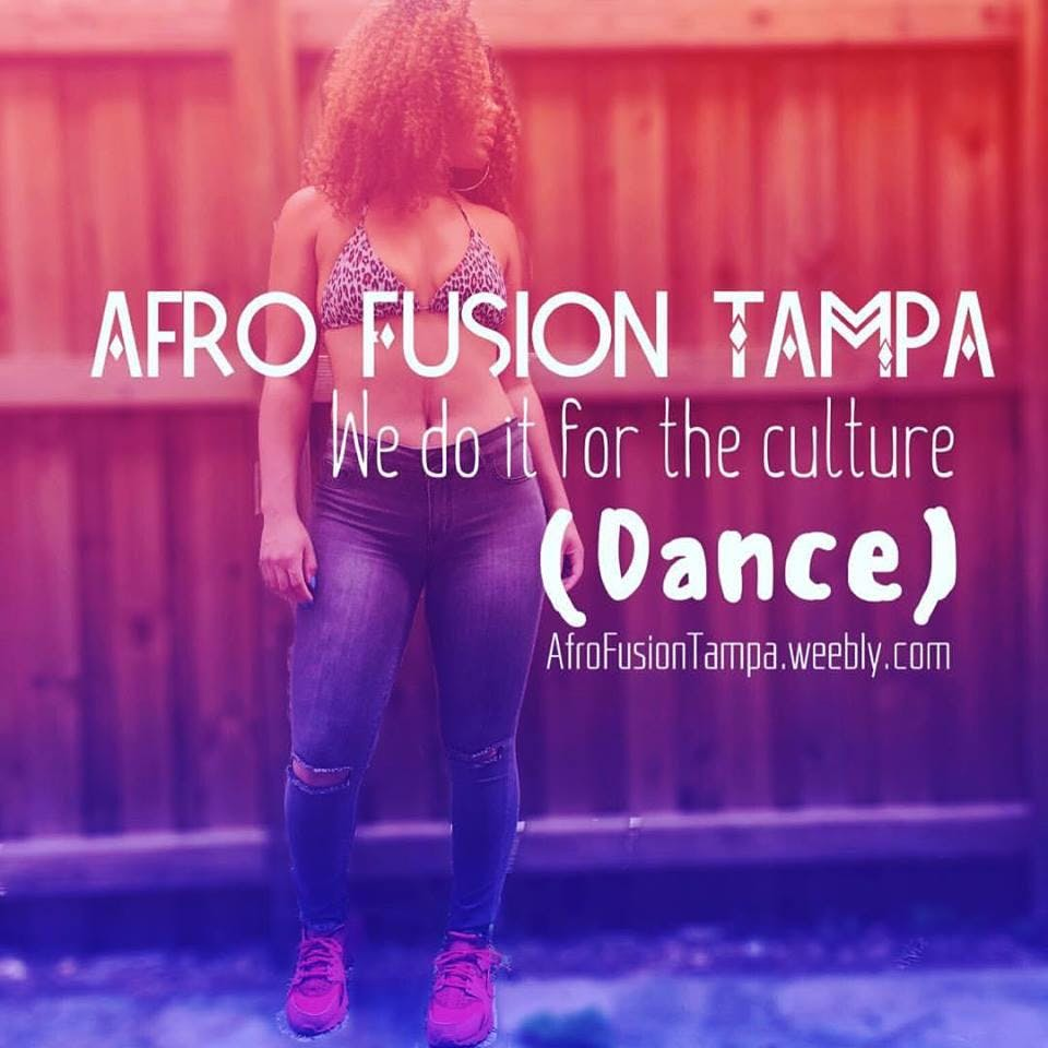 AFRO FUSION DANCE TAMPA