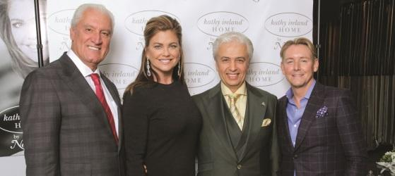 Meet Kathy Ireland at World's Largest Furniture Expo (High Point)