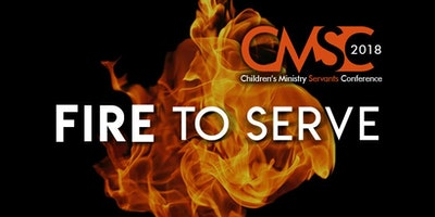 2018 Children's Ministry Servants Conference