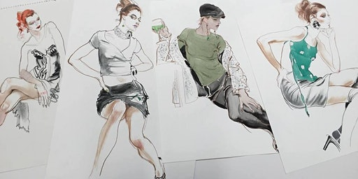 GWQ Drawing Workshop - Drawing the Contemporary Figure