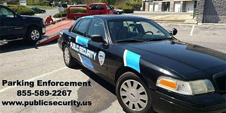 Parking Enforcement Services | Maryland | Public Security LLC tickets