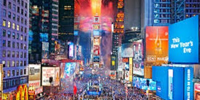 Empowering Your Live New Year's Eve Party Times Square