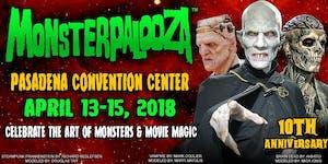 MONSTERPALOOZA - Pasadena - 2018