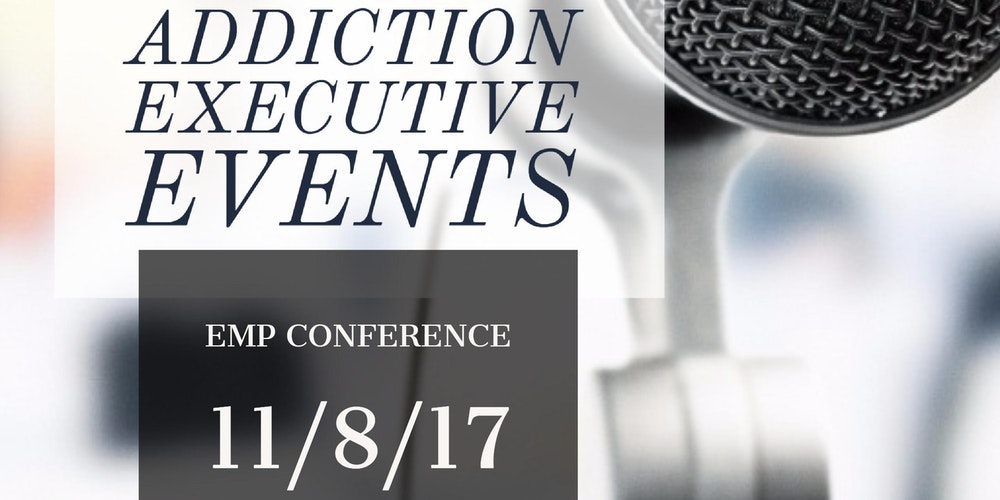 Rehab Leads Addiction Executive EMP Conference