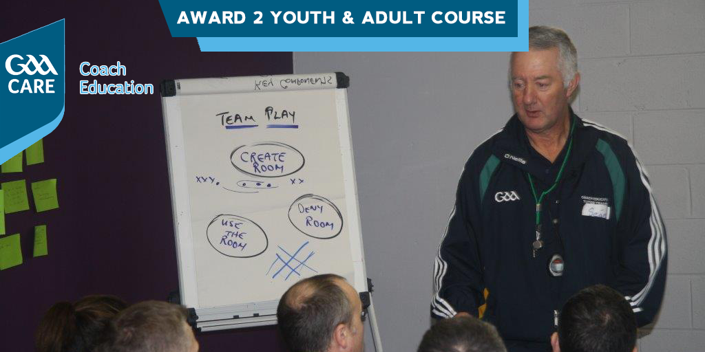 Award 2 Youth/Adult - Football Course