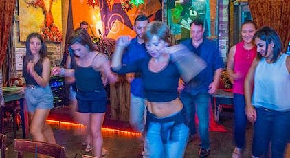 Latin Nights in Buckhead, Salsa Dance, Salsa Night, Live Music Band, Tapas tickets