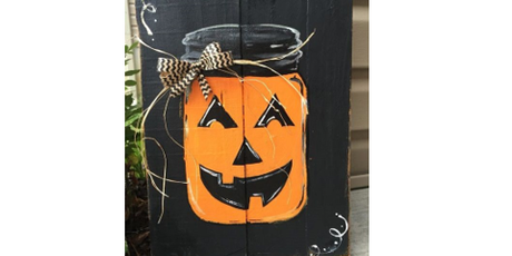 cbw halloween pallet party tickets - Halloween Northern Virginia
