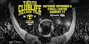 TIESTO: Clublife College Tour - Danbury, CT - 11.11.17