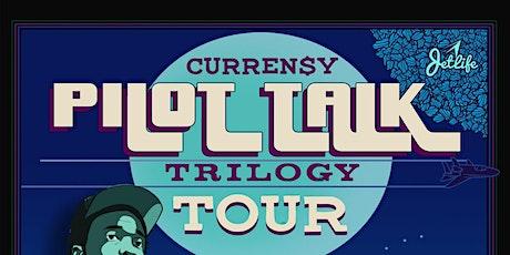 Curren$y - Pilot Talk Trilogy Tour - Saturday 11.04.17 @ Venue 578 tickets