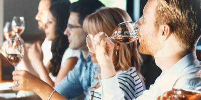 Old World Vs. New World: Wine Class & Tasting at the Blue Bell Inn