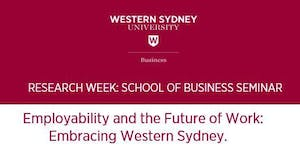 Employability and the Future of Work: Embracing...
