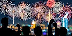 Esher Rugby Fireworks, Funfair, BBQ & Bar