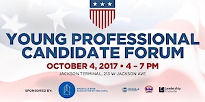 Young Professional City Council Candidate Forum