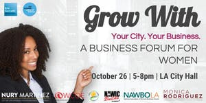 Grow With: A Business Forum for Women