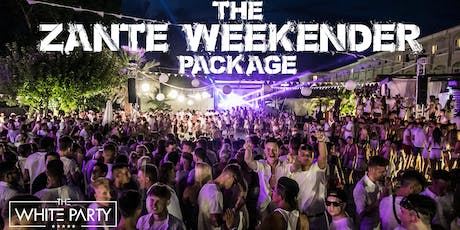 The Zante Weekender Package tickets