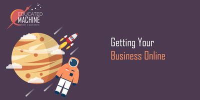 Getting Your Business Online - Free Event
