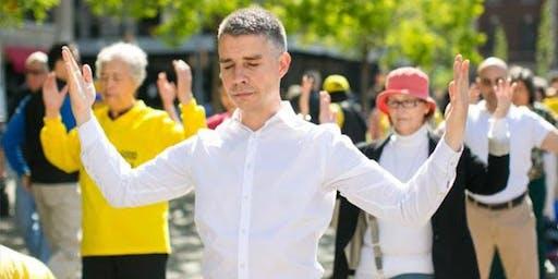Gratis Workshops 'Falun Dafa' in Rotterdam