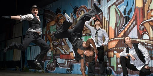 Dance 411: Adult & Youth Hip Hop 13 & Up (Int) - Friday