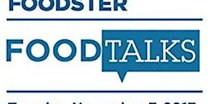Food Talks Volume 15