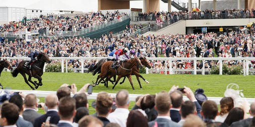 Royal Ascot Hospitality - Ascot Pavilion Packages - 2019