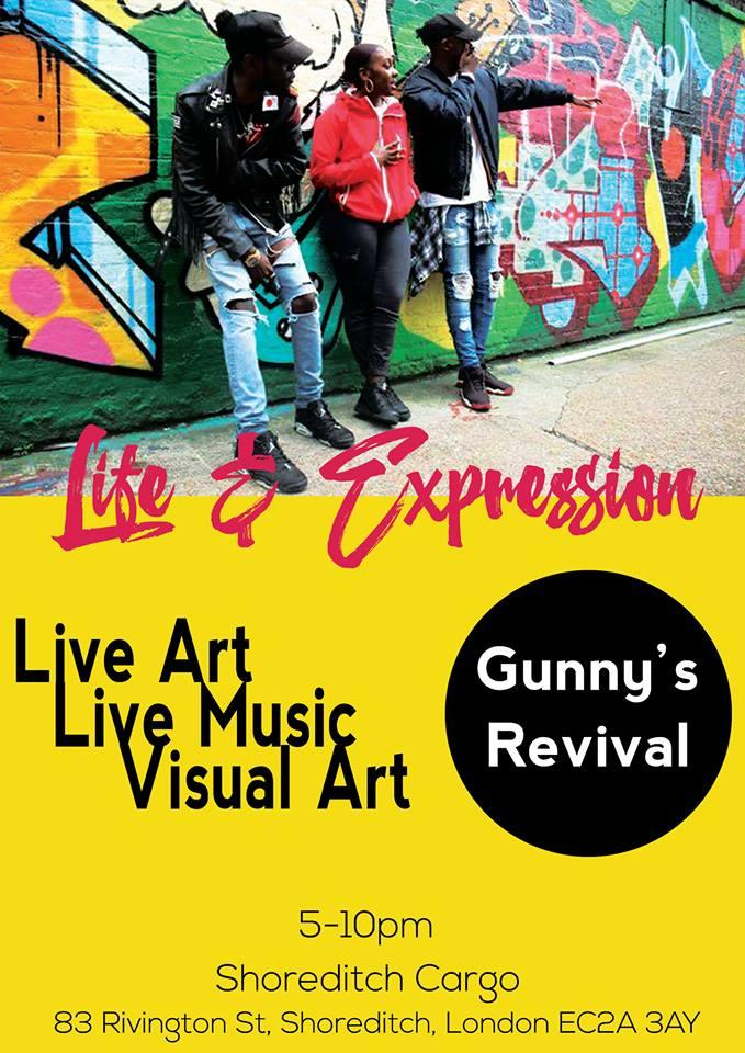 LIFE AND EXPRESSION: GUNNYS REVIVAL