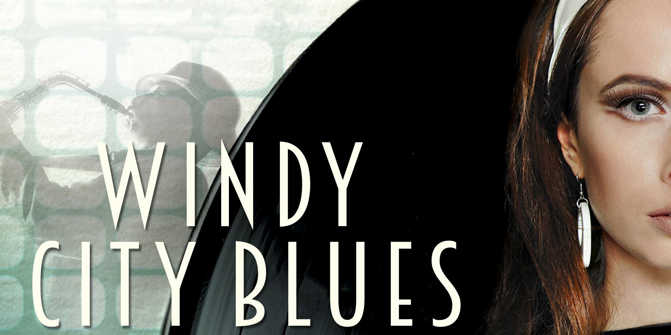Chicago Author Event: Windy City Blues Finale | Chicago, IL | Spertus Institute for Jewish Learning and Leadership | December 10, 2017