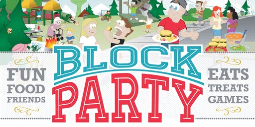 6th Annual Block Party FUNdraiser!!