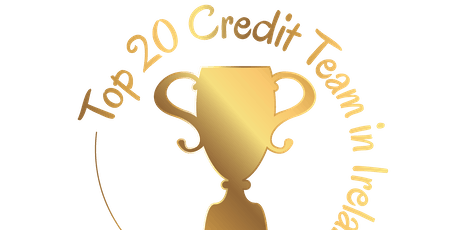 2019 Credit Team Awards tickets