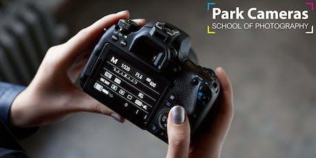 Understanding Your Camera: Part 1 tickets