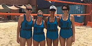 VolleyBOO! Sand Volleyball Tournament (10-21-2017)