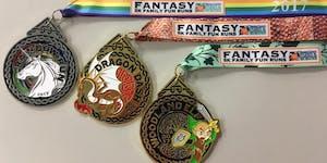 Rainbow Run - OC Fantasy 5K Family Fun Runs 2017