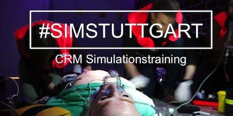 CRM Training - Grundlagen Human Factors inkl. Simulationstraining Tickets