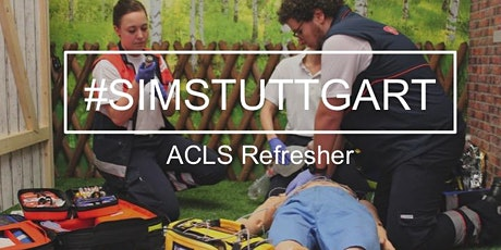 ACLS Refresher inkl. Simulationstraining Tickets