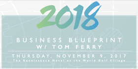 Palatka fl seminar events eventbrite exit realty presents business blueprint with guest speaker tom ferry tickets malvernweather Image collections