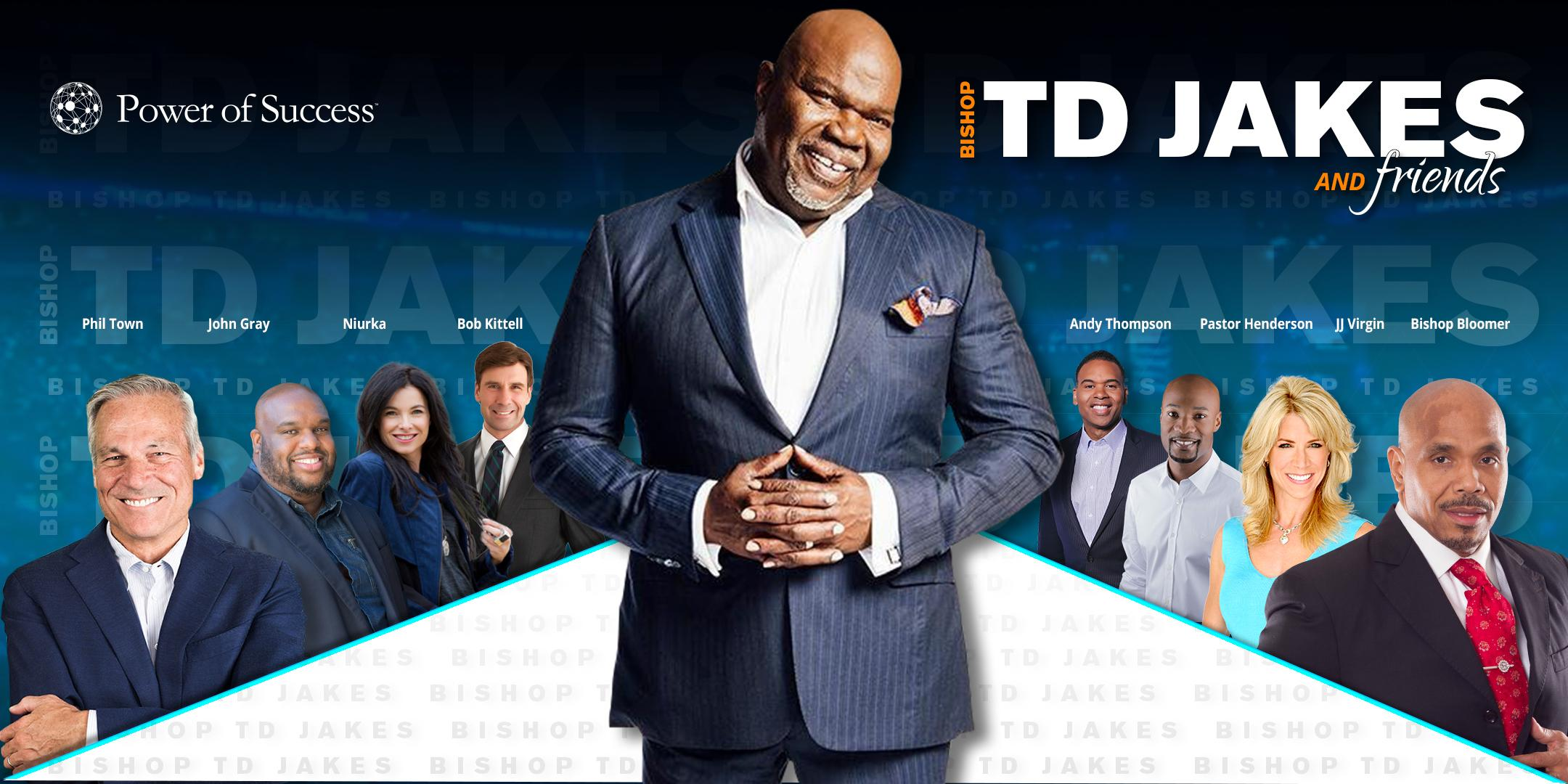 TD Jakes and Friends Toronto 2017