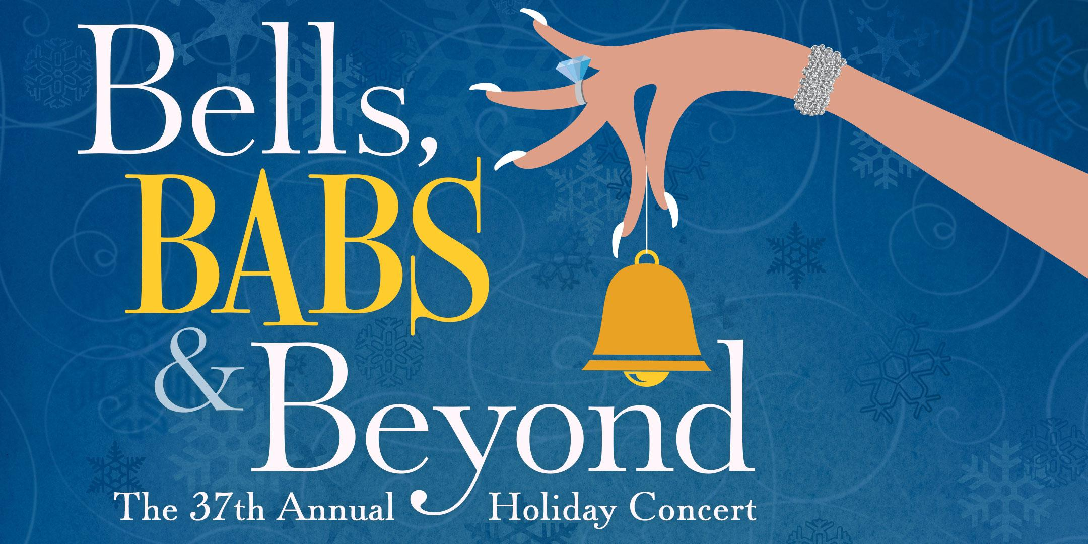Agmc: Bells, Babs, and Beyond - the 37th Annual Holiday Concert | Atlanta, GA | The Cathedral of St. Philip | December 9, 2017